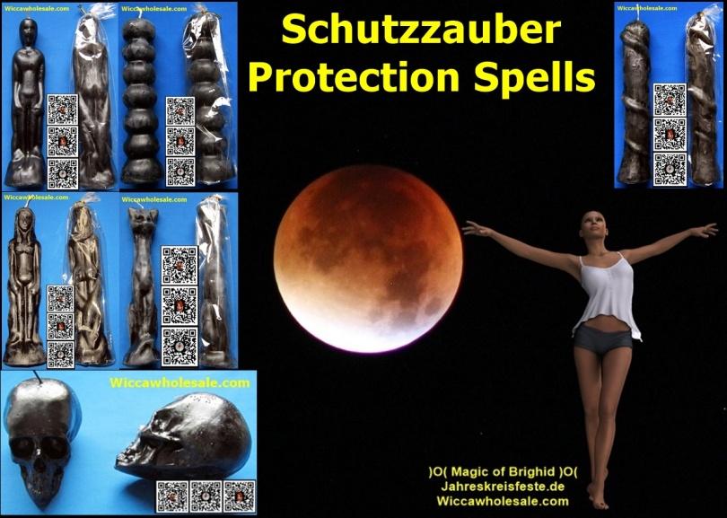 schutzzauber protection spells